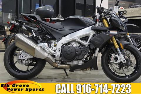 2019 Aprilia Tuono V4 1100 RR ABS in Elk Grove, California - Photo 1
