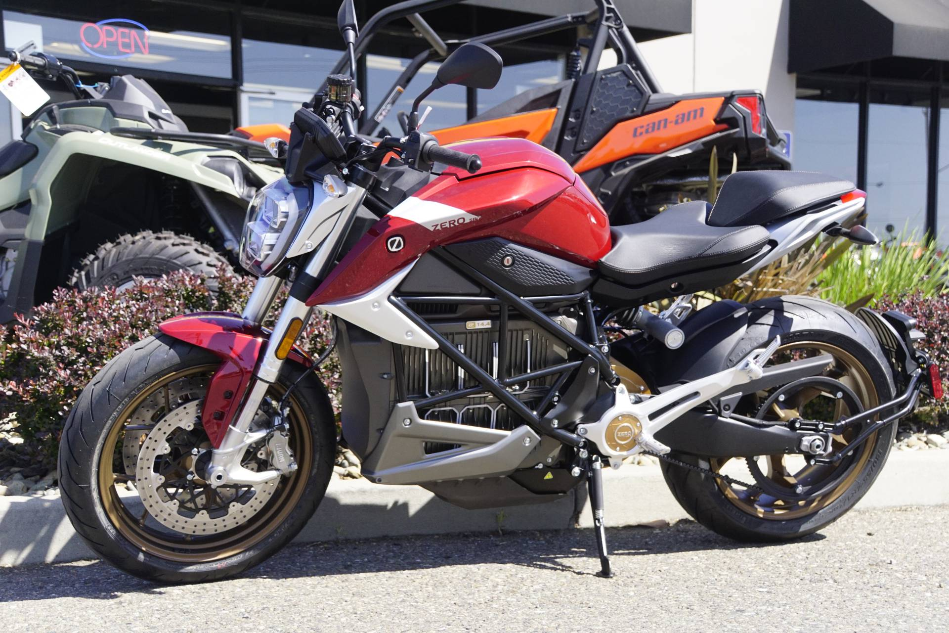 2020 Zero Motorcycles SR/F NA ZF14.4 Standard in Elk Grove, California - Photo 1