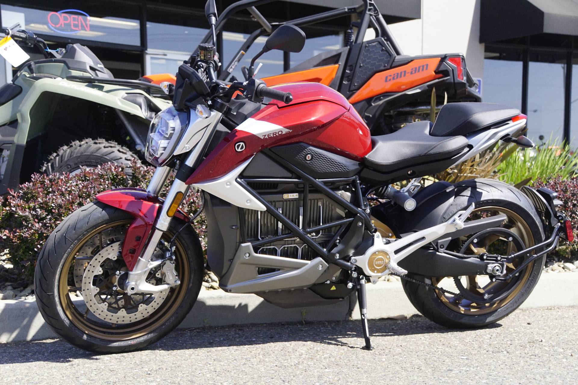 2020 Zero Motorcycles SR/F NA ZF14.4 Standard in Elk Grove, California - Photo 2