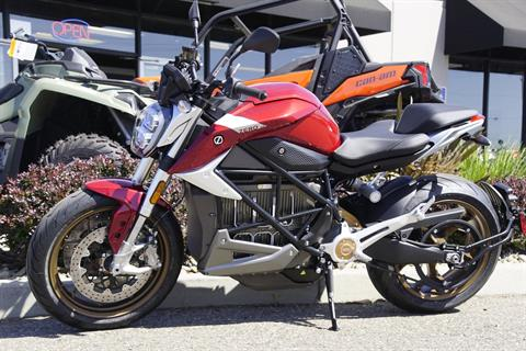 2020 Zero Motorcycles SR/F NA ZF14.4 Standard in Elk Grove, California - Photo 3