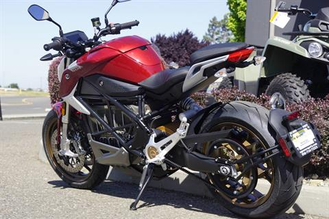 2020 Zero Motorcycles SR/F NA ZF14.4 Standard in Elk Grove, California - Photo 5