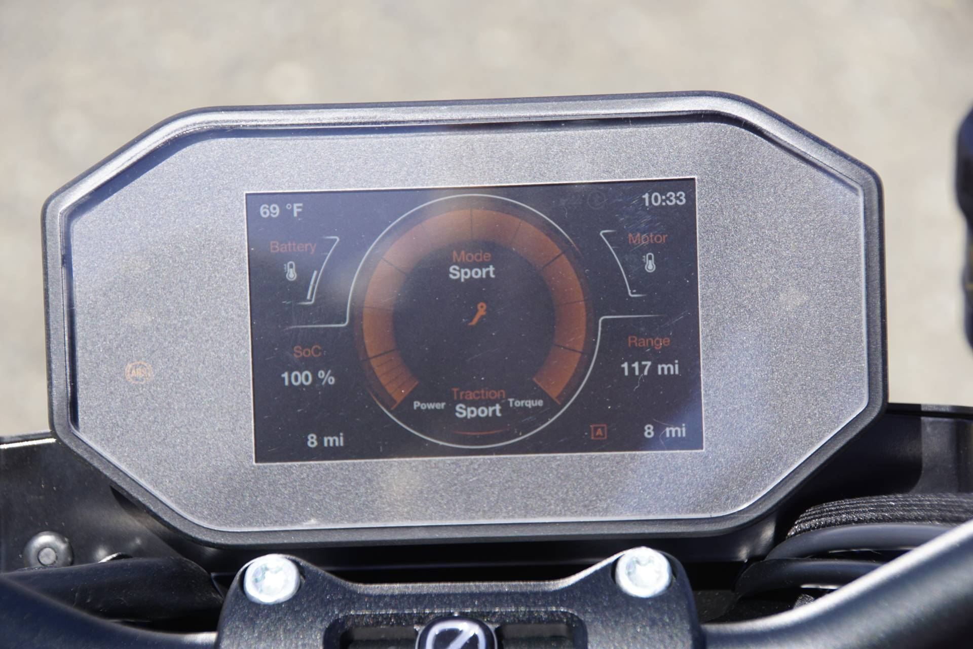 2020 Zero Motorcycles SR/F NA ZF14.4 Standard in Elk Grove, California - Photo 22