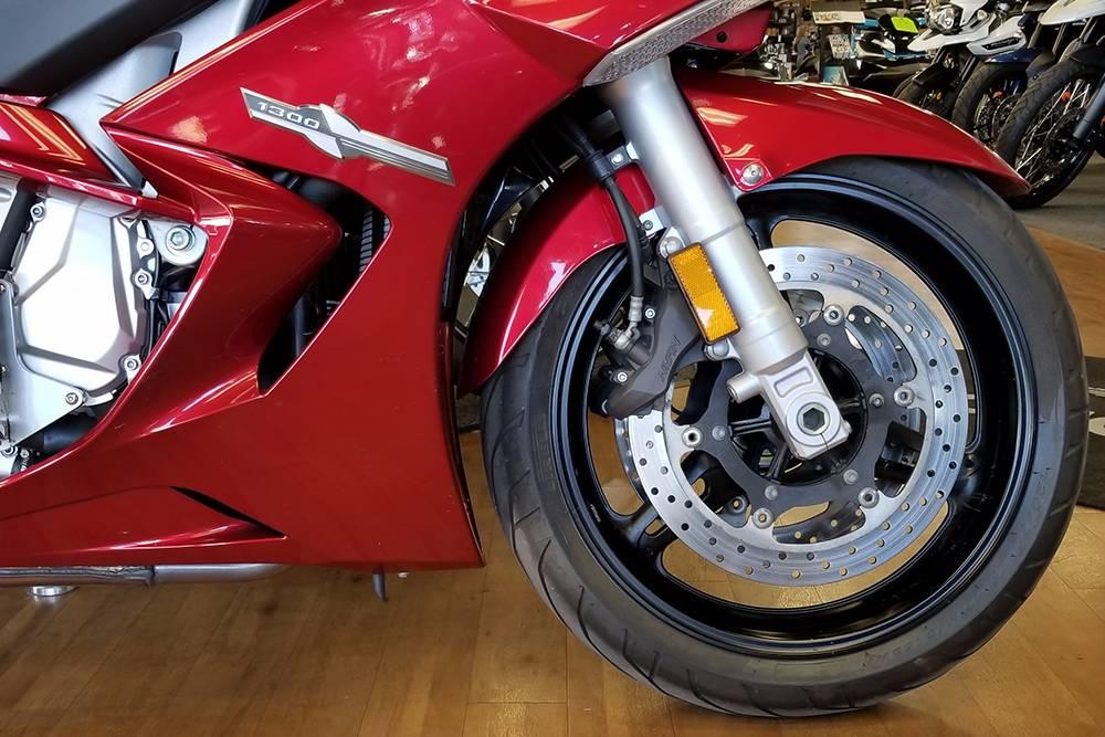 2014 Yamaha FJR1300A 4