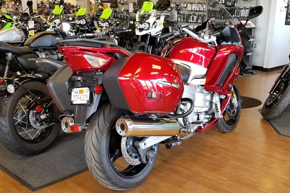 2014 Yamaha FJR1300A 5