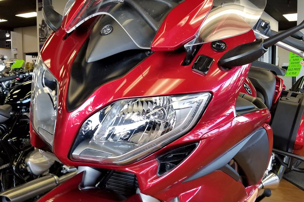 2014 Yamaha FJR1300A 11