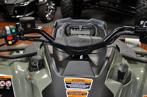 2018 Can-Am Outlander 450 in Elk Grove, California