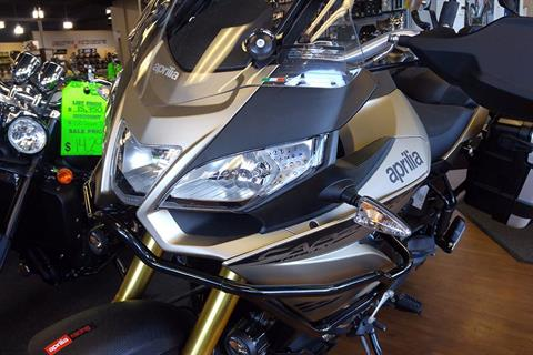 2017 Aprilia Caponord 1200 ABS Rally in Elk Grove, California