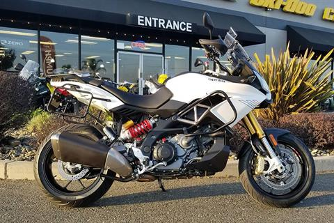 2015 Aprilia Caponord 1200 ABS Travel Pack in Elk Grove, California