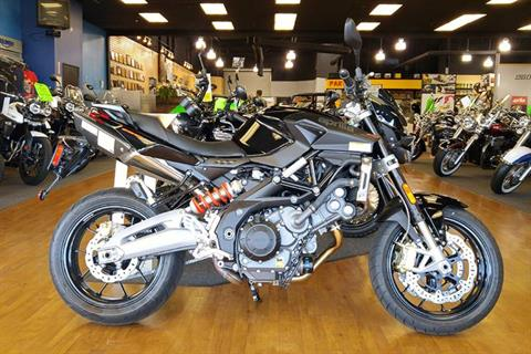 2016 Aprilia Shiver 750 in Elk Grove, California