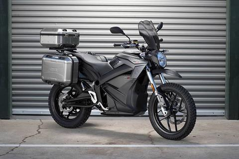 2017 Zero Motorcycles DSR ZF 13.0 Special Equipment in Elk Grove, California