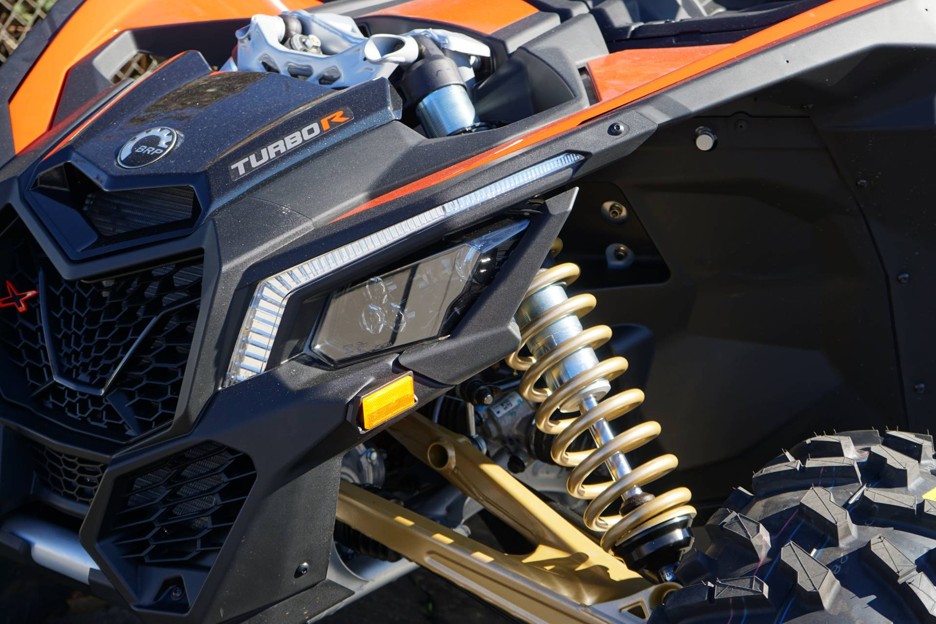 2019 Can-Am� Maverick X3 Max X rs Turbo R 3