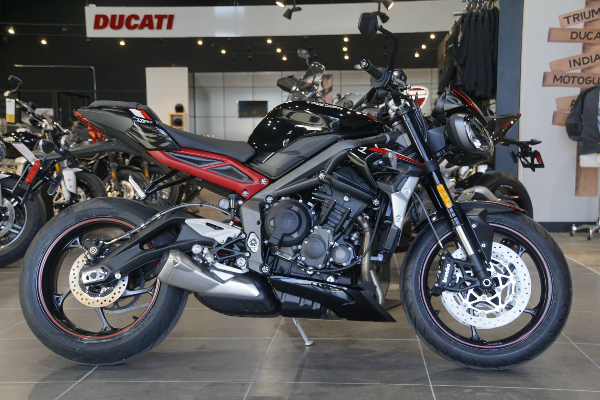 2021 Triumph Street Triple R in Elk Grove, California - Photo 1