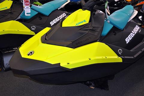 2018 Sea-Doo SPARK 3up 900 H.O. ACE iBR & Convenience Package Plus in Elk Grove, California