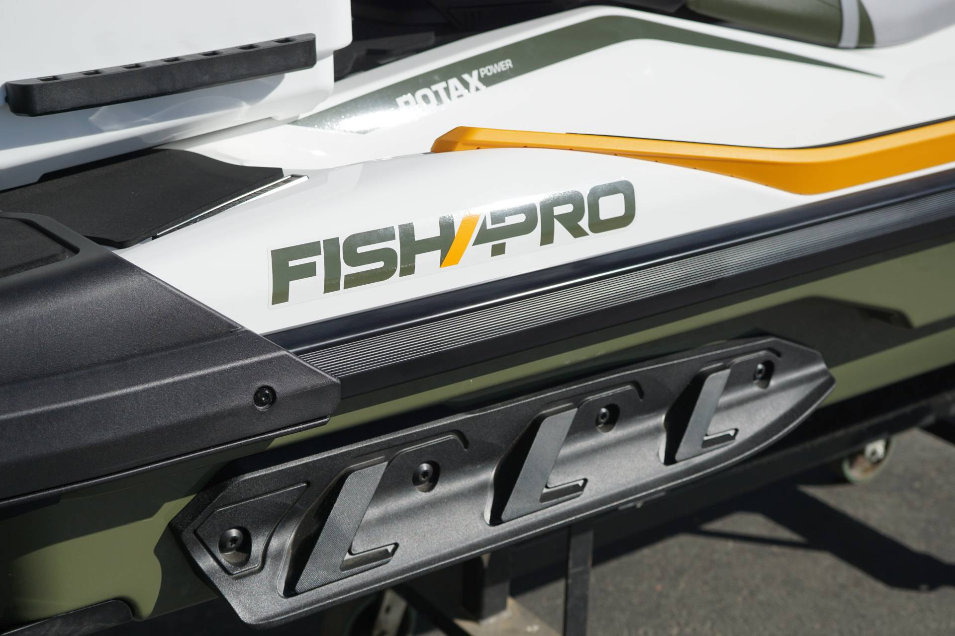 2019 Sea-Doo Fish Pro IBR in Elk Grove, California