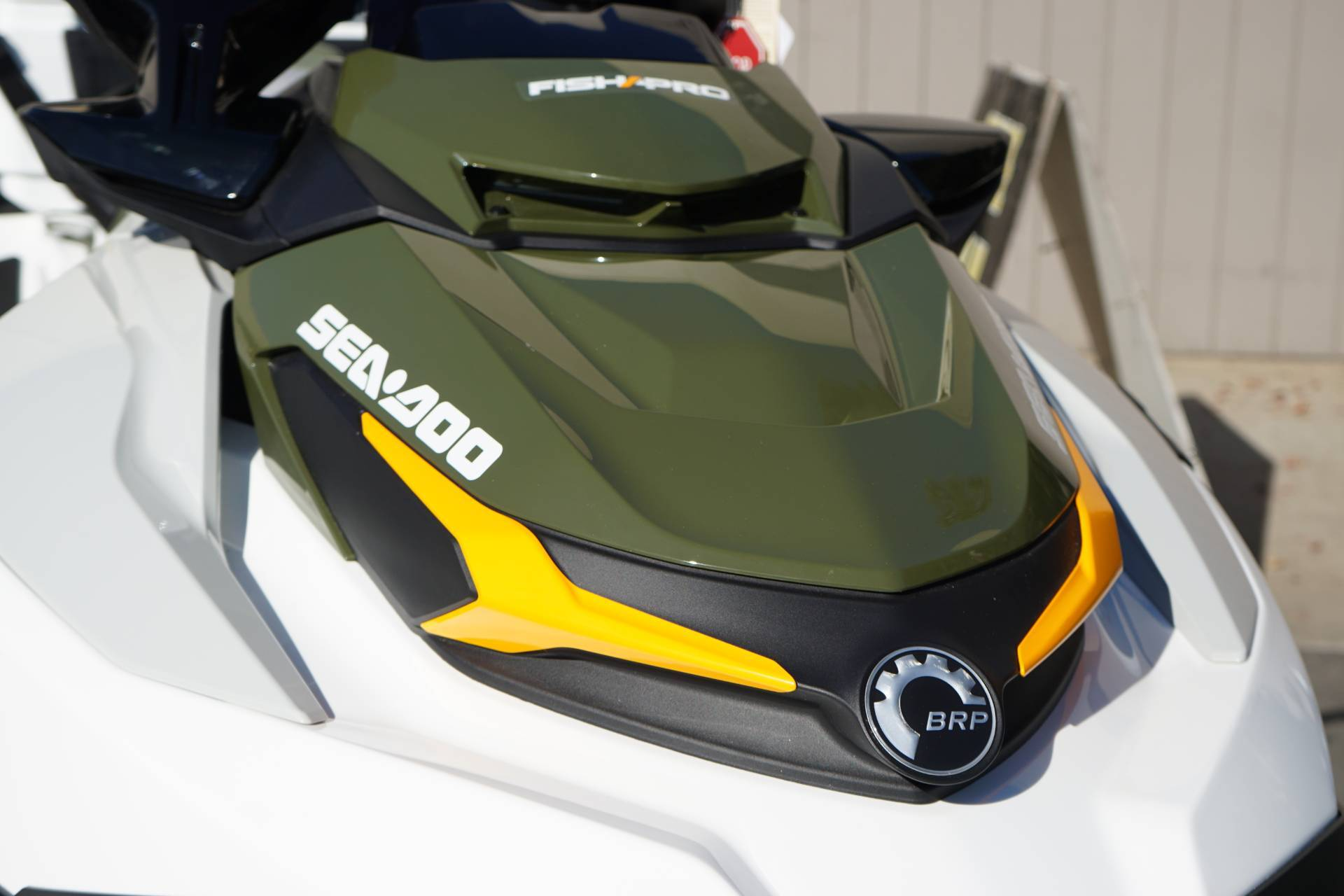 2019 Sea-Doo Fish Pro iBR in Elk Grove, California - Photo 13