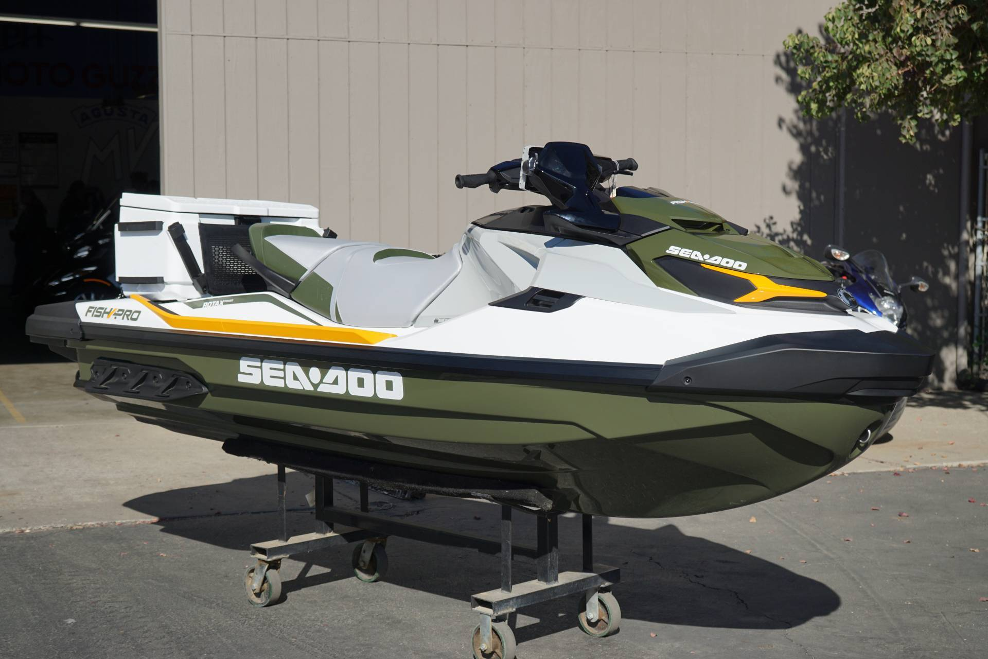 2019 Sea-Doo Fish Pro iBR in Elk Grove, California - Photo 1
