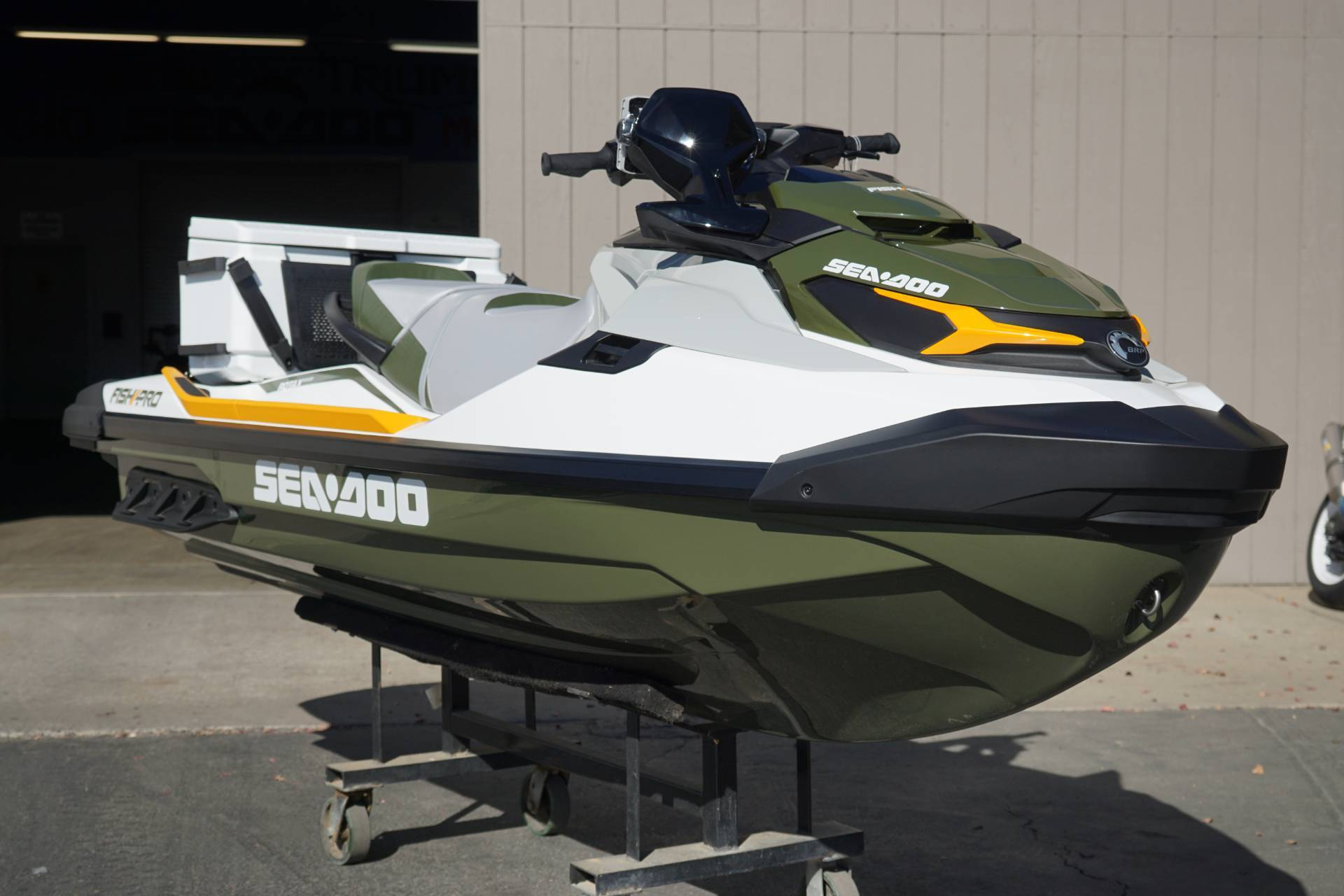 2019 Sea-Doo Fish Pro iBR in Elk Grove, California - Photo 2