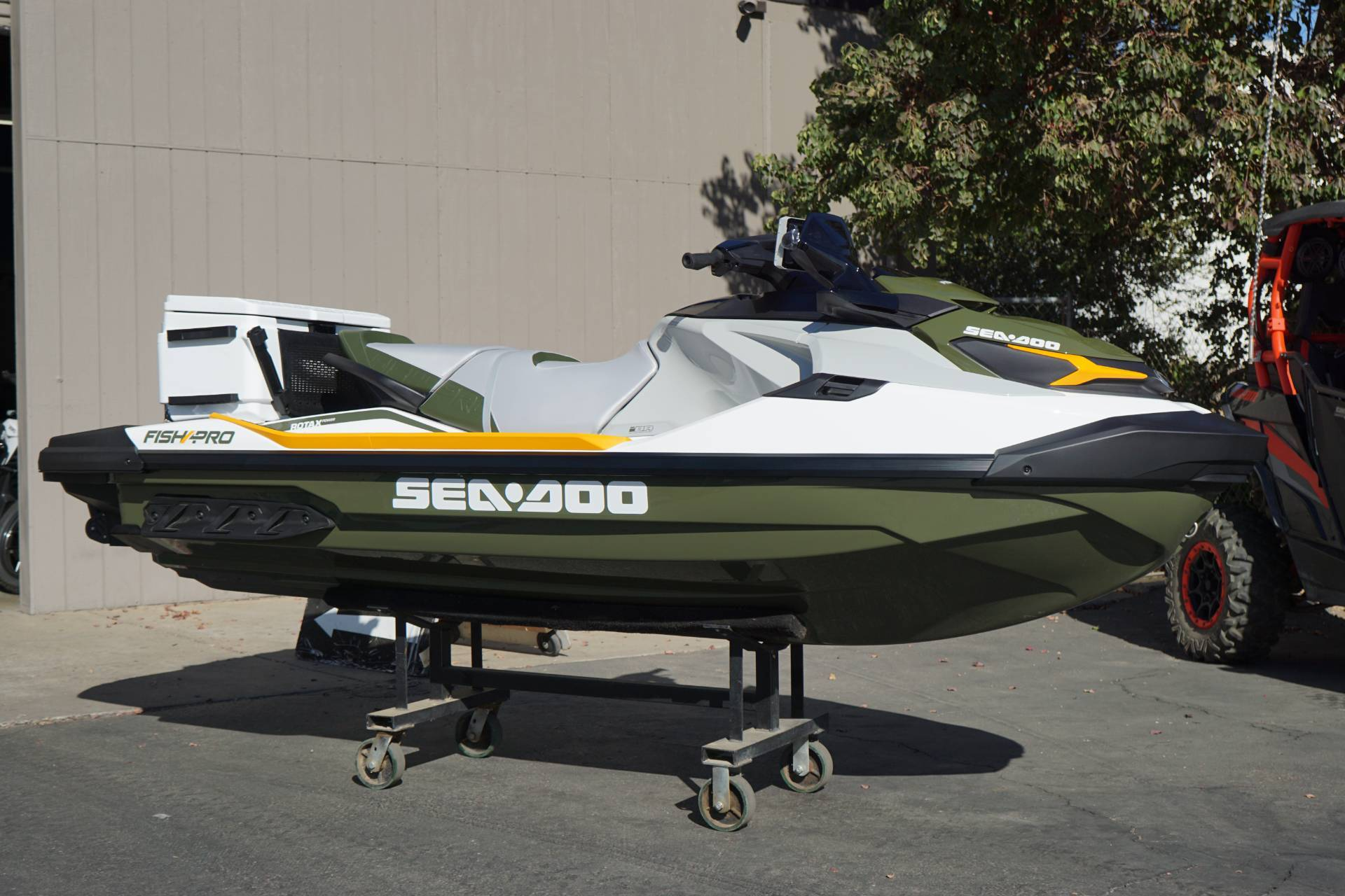 2019 Sea-Doo Fish Pro iBR in Elk Grove, California - Photo 3