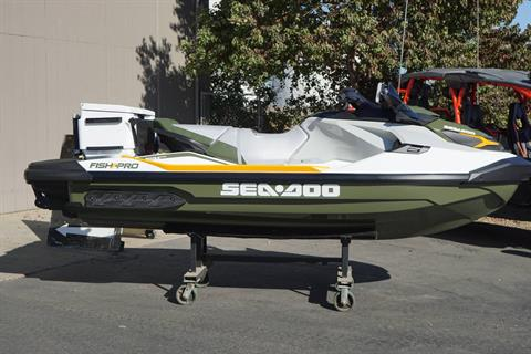 2019 Sea-Doo Fish Pro iBR in Elk Grove, California - Photo 4