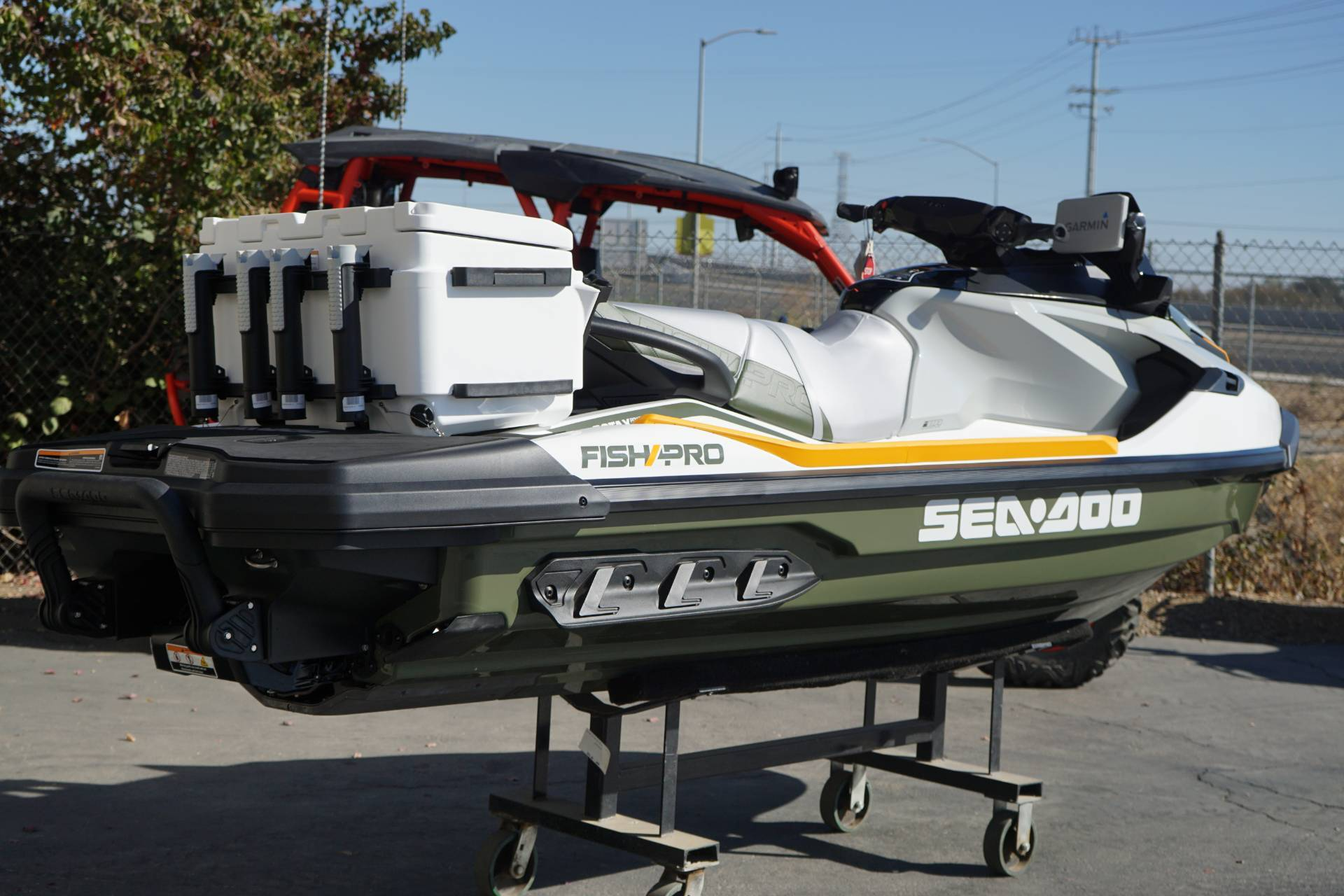2019 Sea-Doo Fish Pro iBR in Elk Grove, California - Photo 5