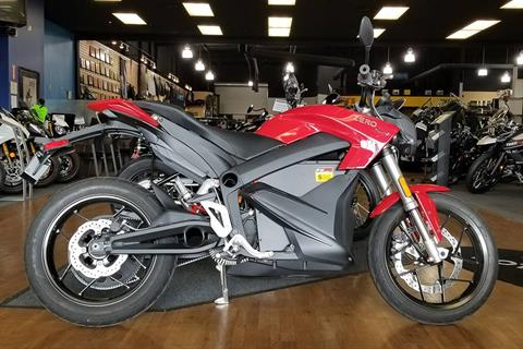 2017 Zero Motorcycles SR ZF13.0 in Elk Grove, California