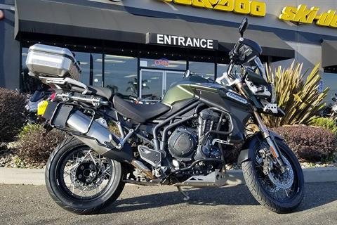 2013 Triumph Tiger Explorer XC in Elk Grove, California