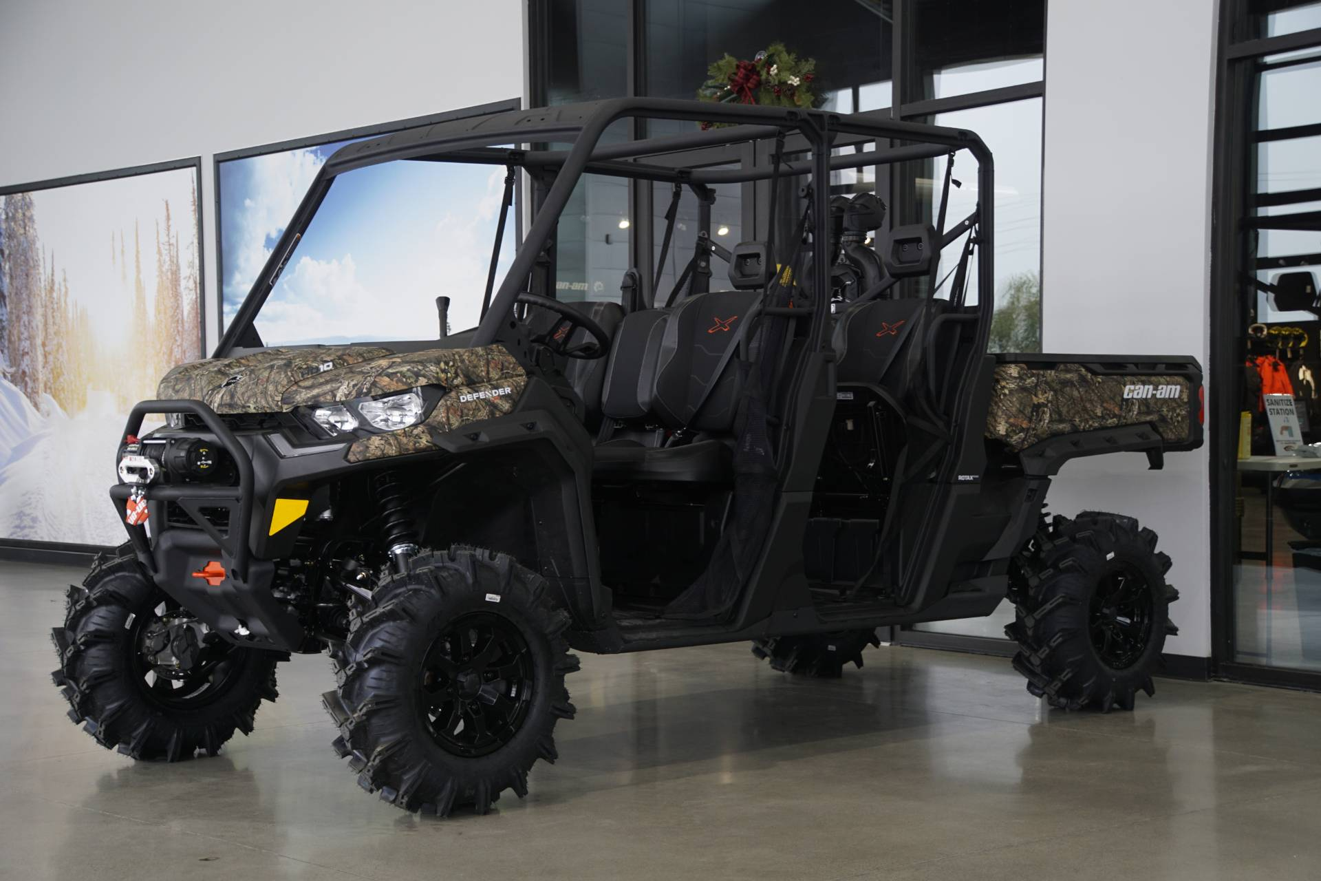 New 2021 Can-Am Defender MAX X MR HD10 Utility Vehicles in ...