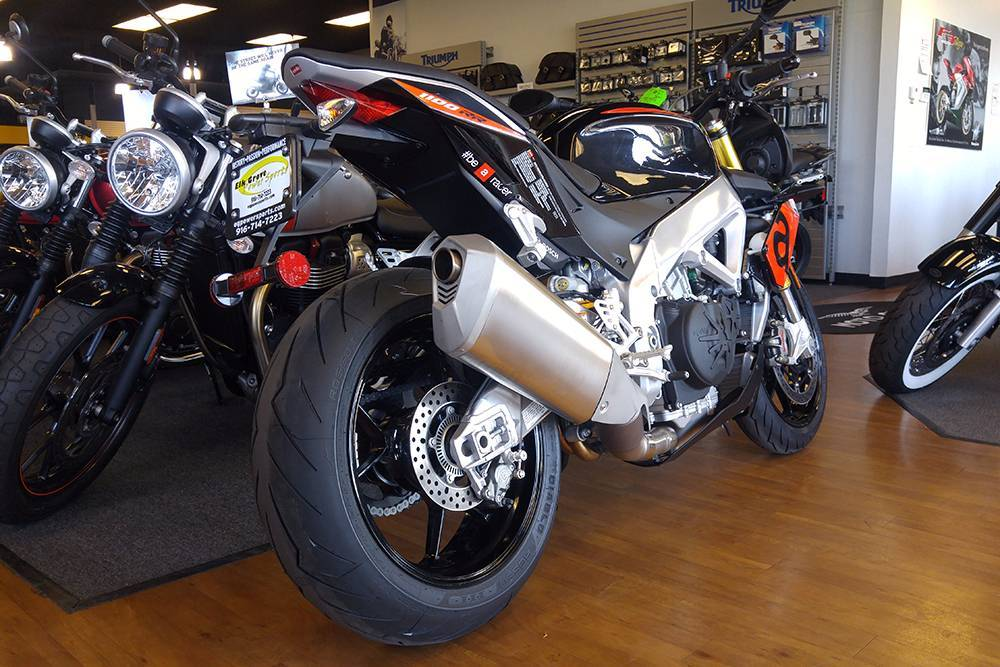 2017 Aprilia Tuono V4 1100 RR ABS in Elk Grove, California