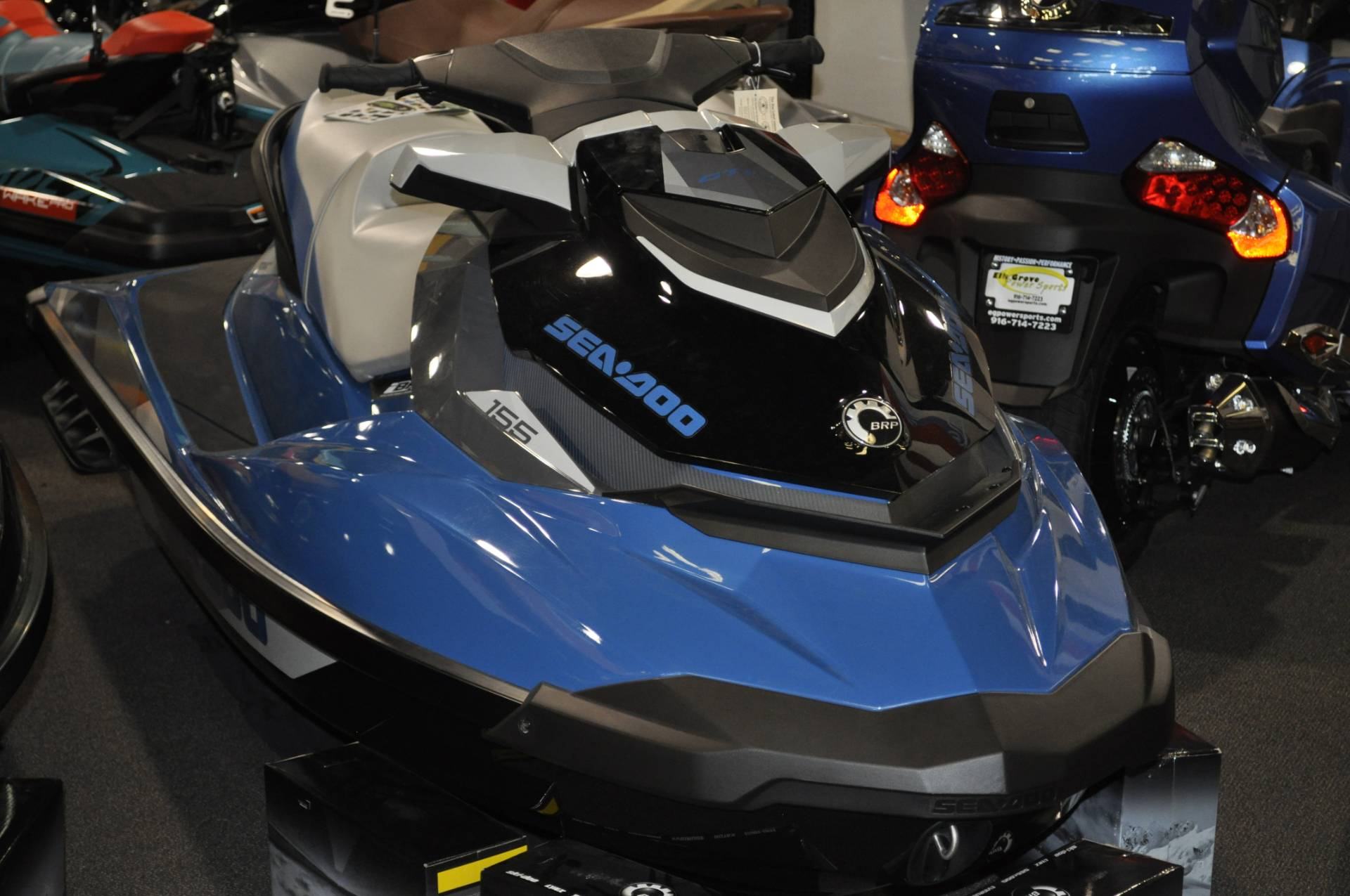 2018 Sea-Doo GTI SE 155 in Elk Grove, California