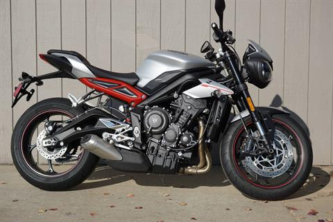 2018 Triumph Street Triple R LRH in Elk Grove, California