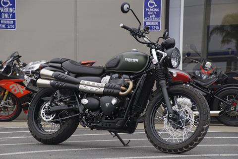 2018 Triumph Street Scrambler in Elk Grove, California - Photo 2