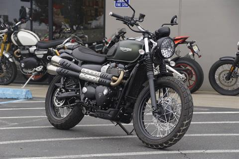 2018 Triumph Street Scrambler in Elk Grove, California - Photo 3