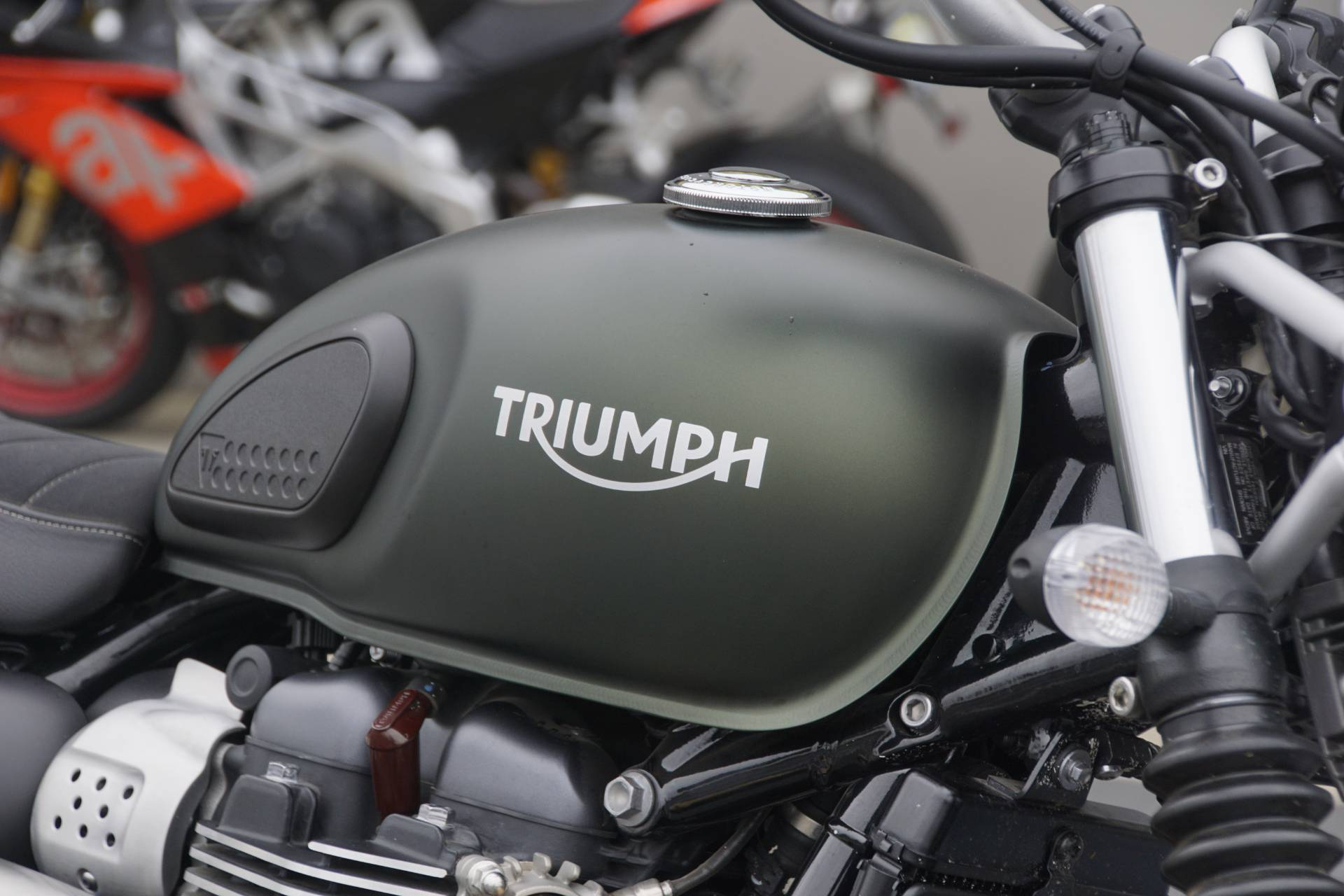 2018 Triumph Street Scrambler in Elk Grove, California - Photo 9