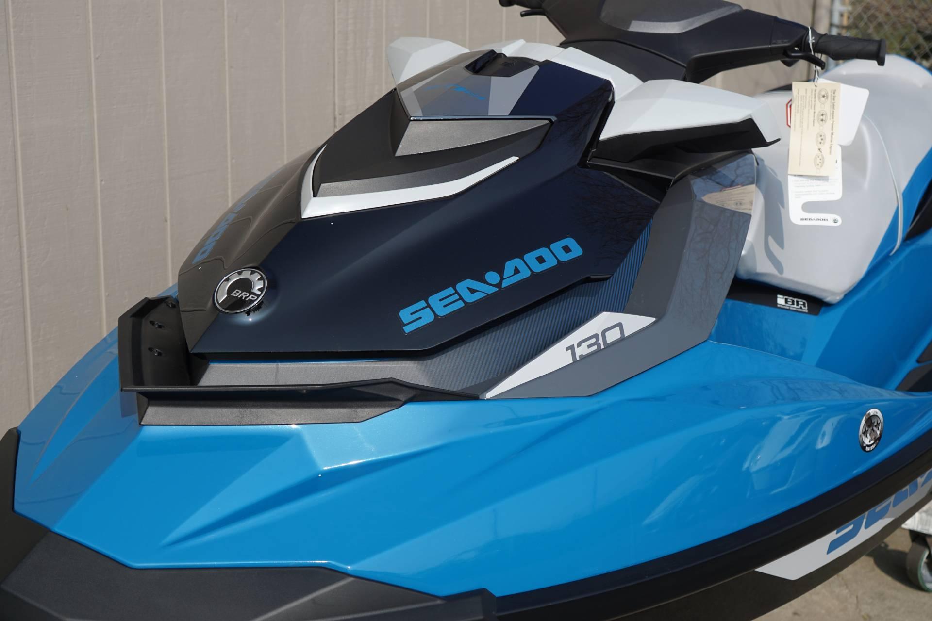 2018 Sea-Doo GTI SE 130 8