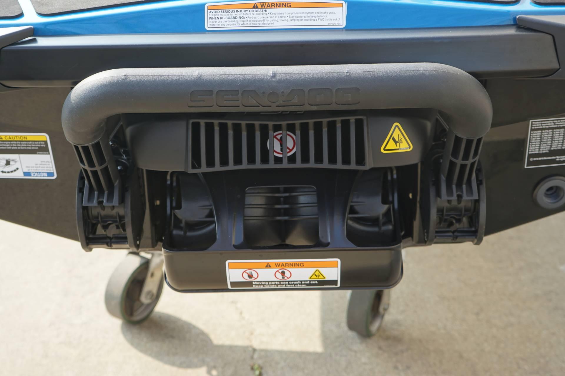 2018 Sea-Doo GTI SE 130 11