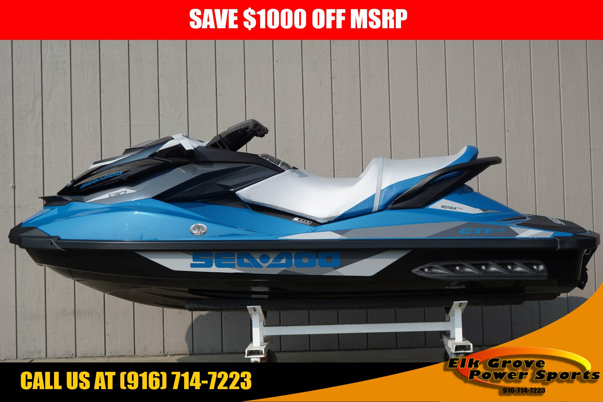 2018 Sea-Doo GTI SE 130 for sale 39901
