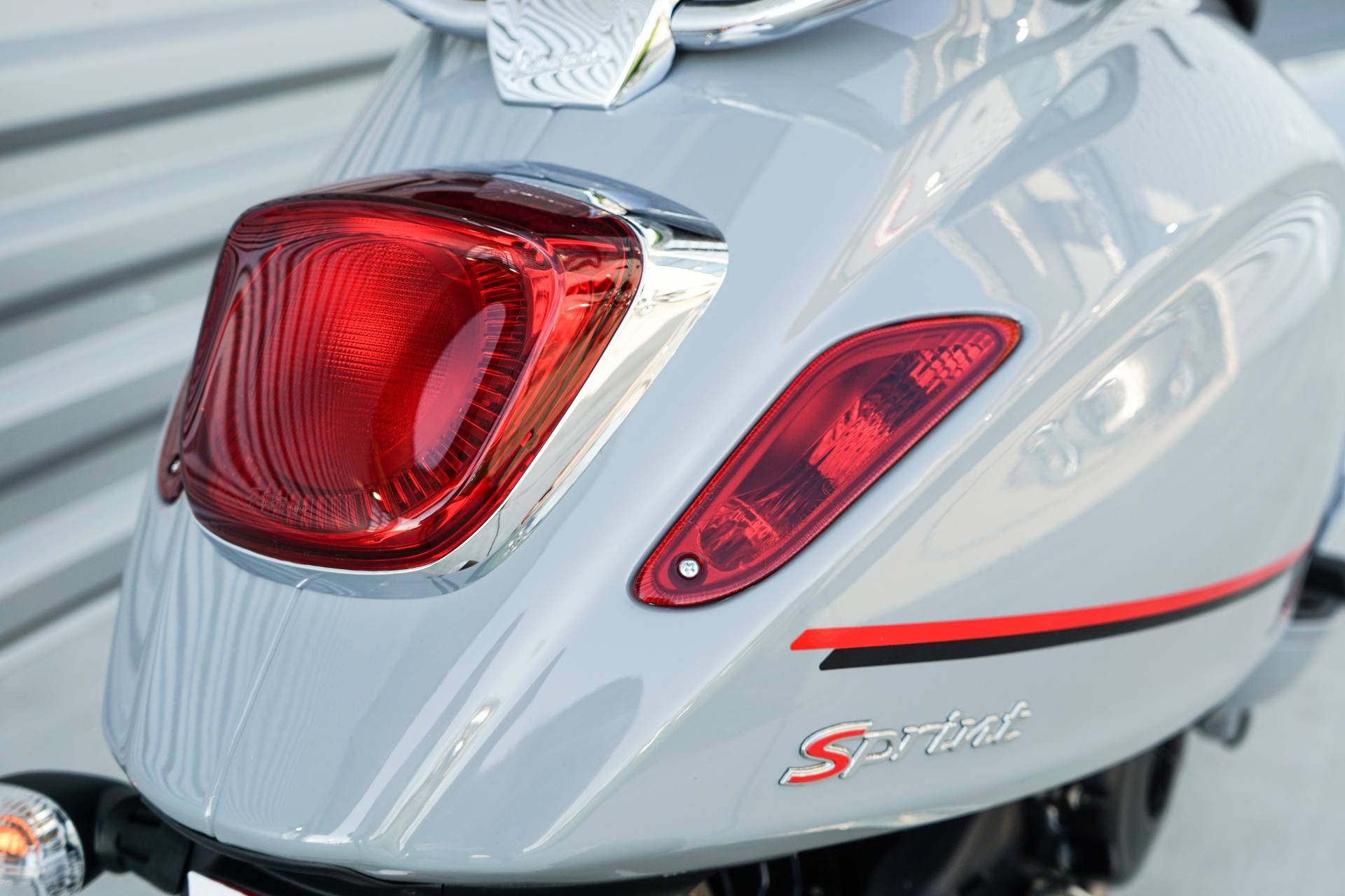 2020 Vespa Sprint 150 Sport in Elk Grove, California - Photo 4