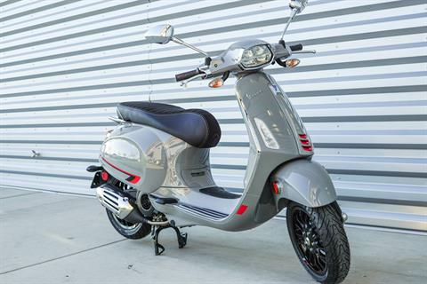 2020 Vespa Sprint 150 Sport in Elk Grove, California - Photo 2