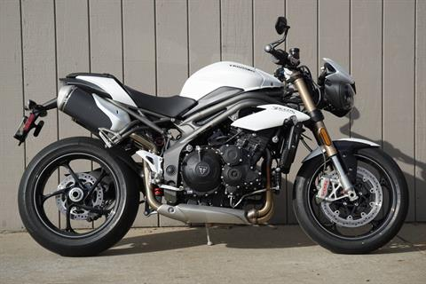 2019 Triumph Speed Triple S in Elk Grove, California - Photo 2