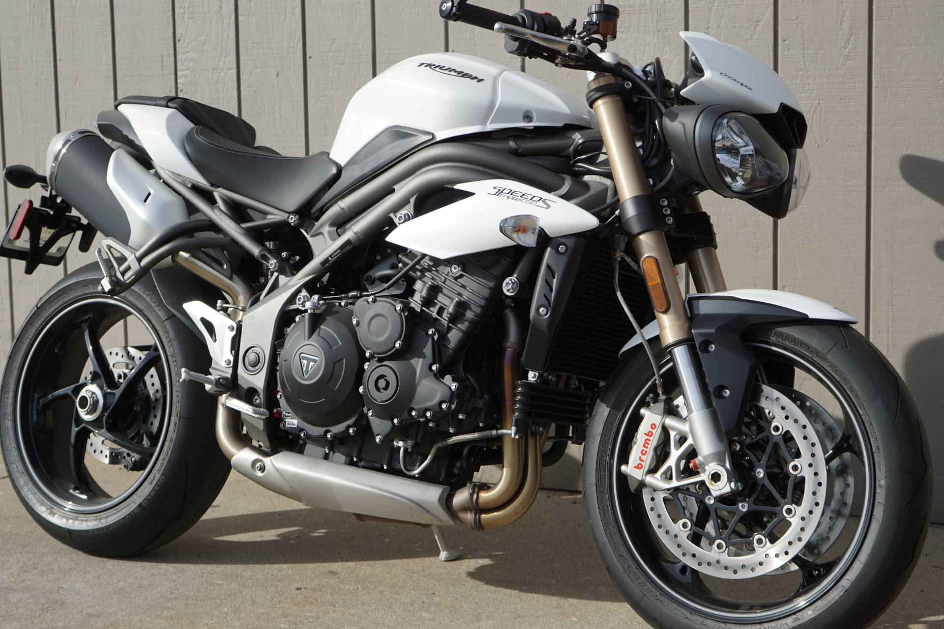 2019 Triumph Speed Triple S in Elk Grove, California