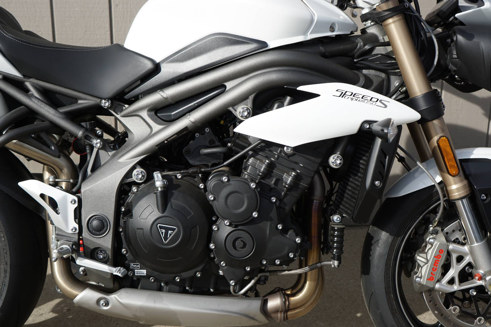 2019 Triumph Speed Triple S in Elk Grove, California - Photo 9