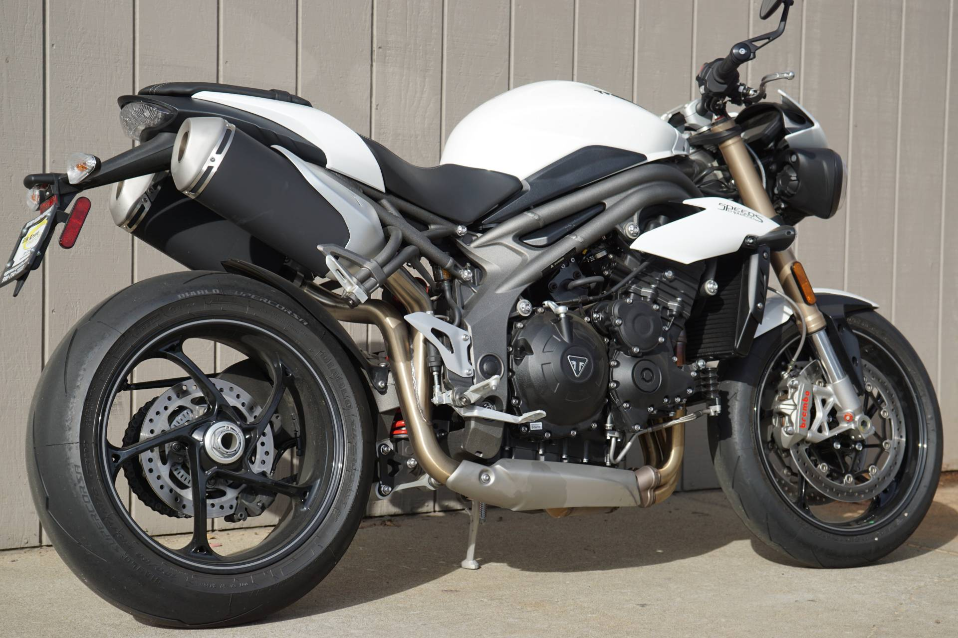 2019 Triumph Speed Triple S in Elk Grove, California - Photo 11