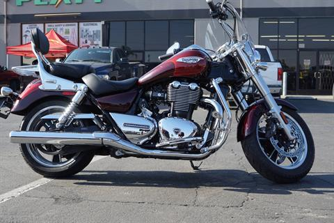 2015 Triumph Thunderbird Commander ABS in Elk Grove, California