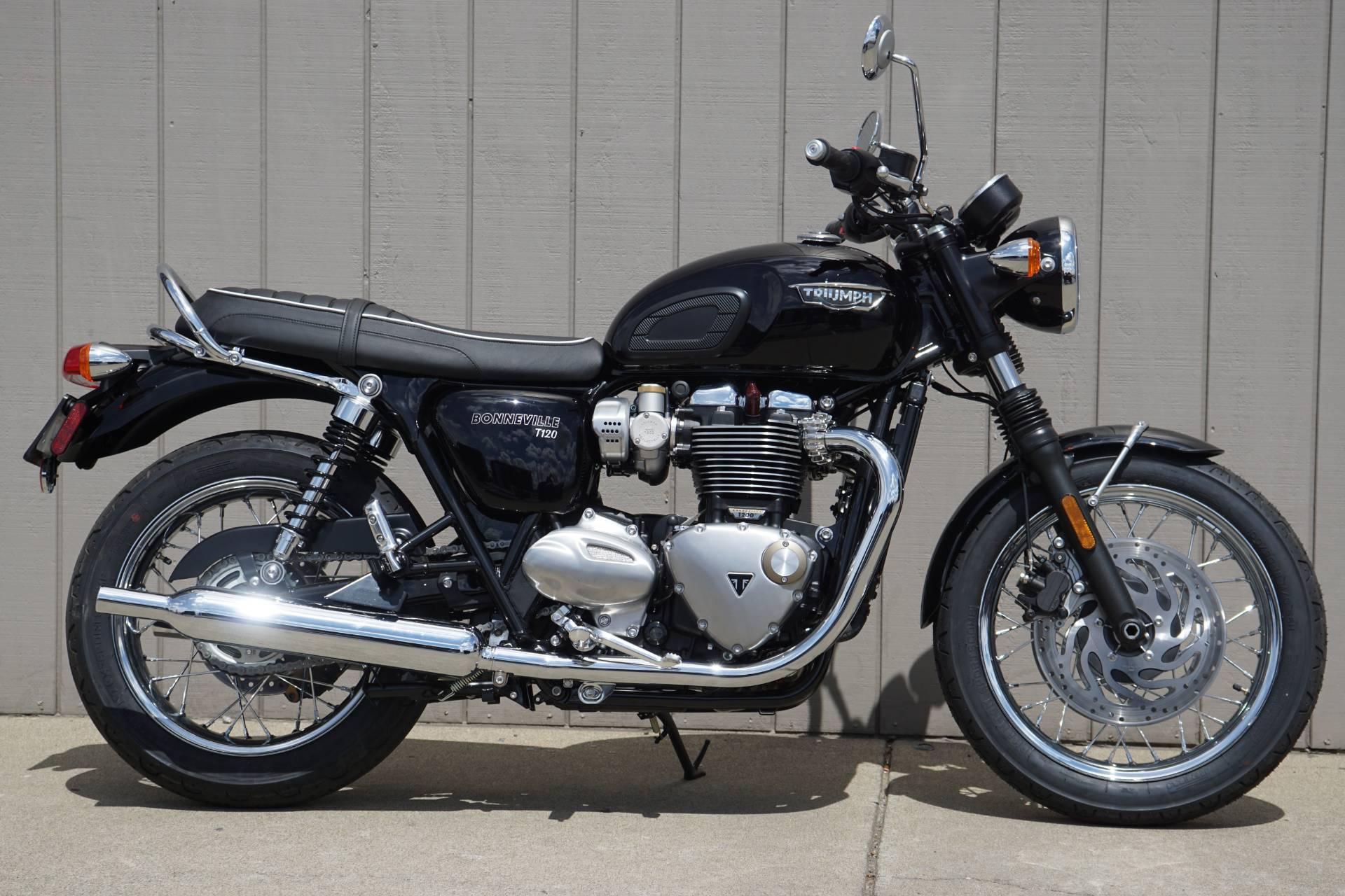 2019 Triumph Bonneville T120 for sale 2528