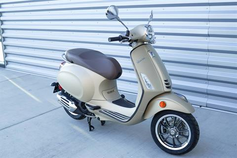 2020 Vespa Primavera 150 Sport in Elk Grove, California - Photo 2