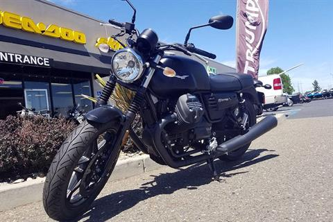 2018 Moto Guzzi V7 III Stone in Elk Grove, California