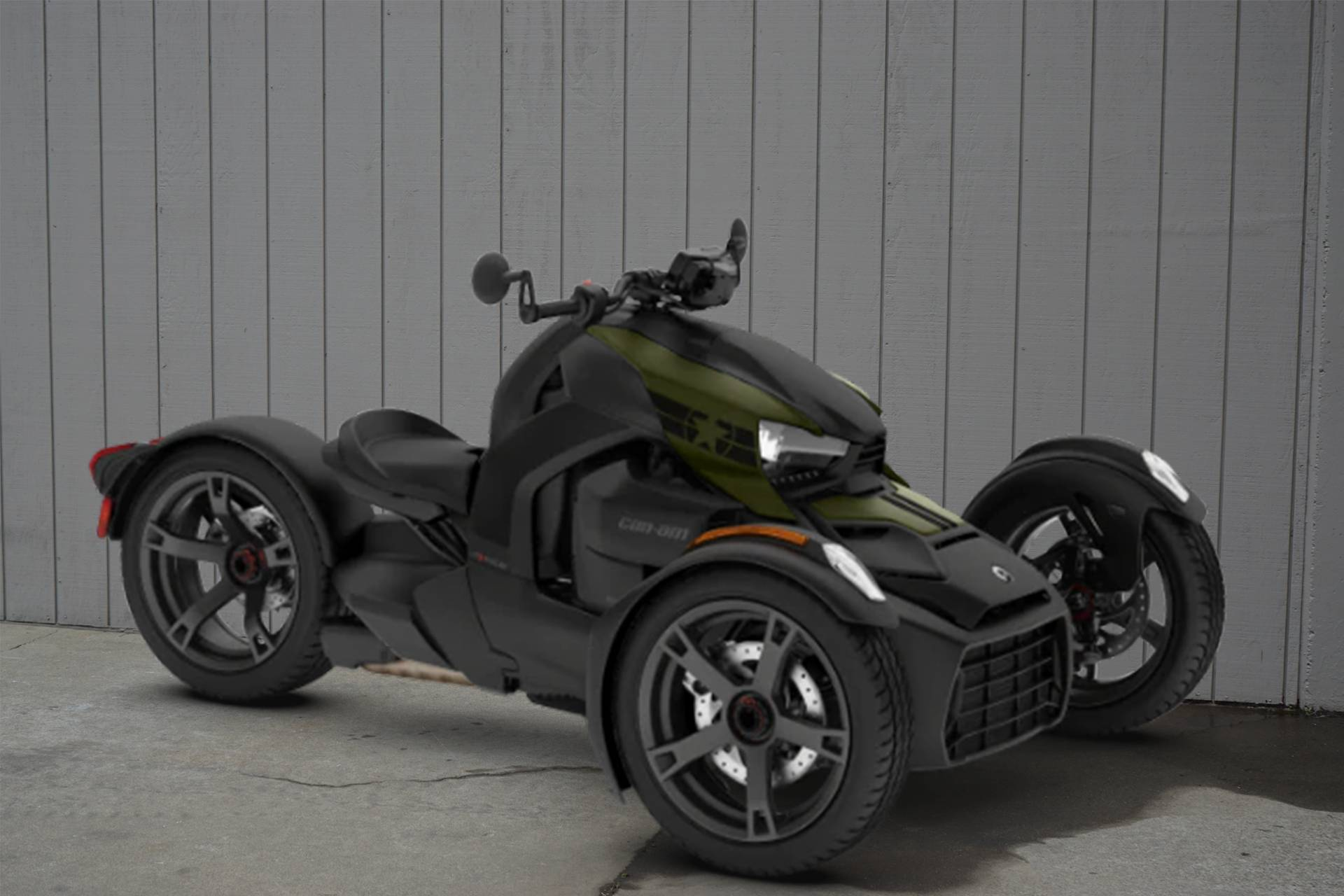 2019 Can-Am Ryker 600 ACE in Elk Grove, California - Photo 2