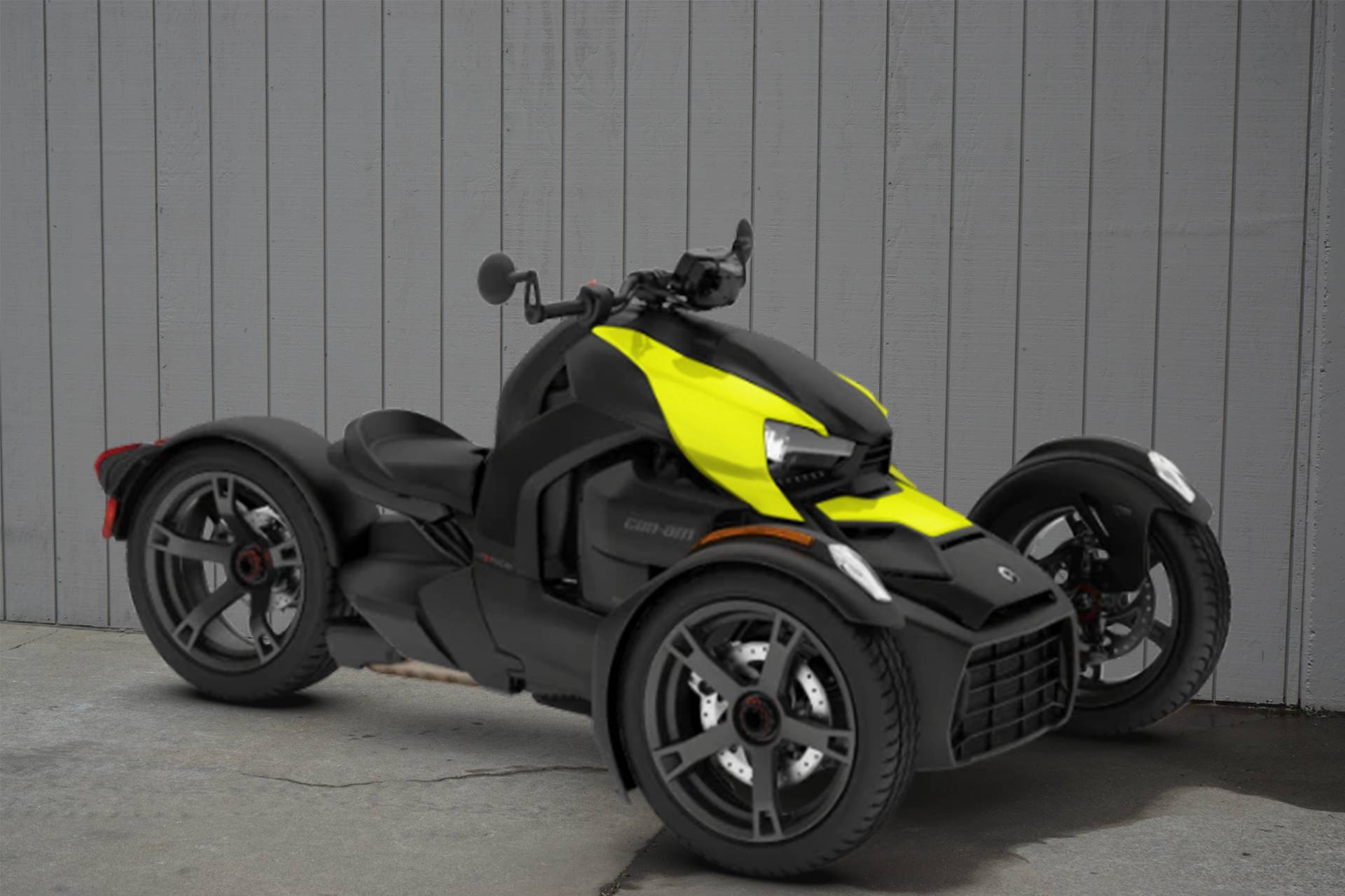 2019 Can-Am Ryker 600 ACE in Elk Grove, California - Photo 5