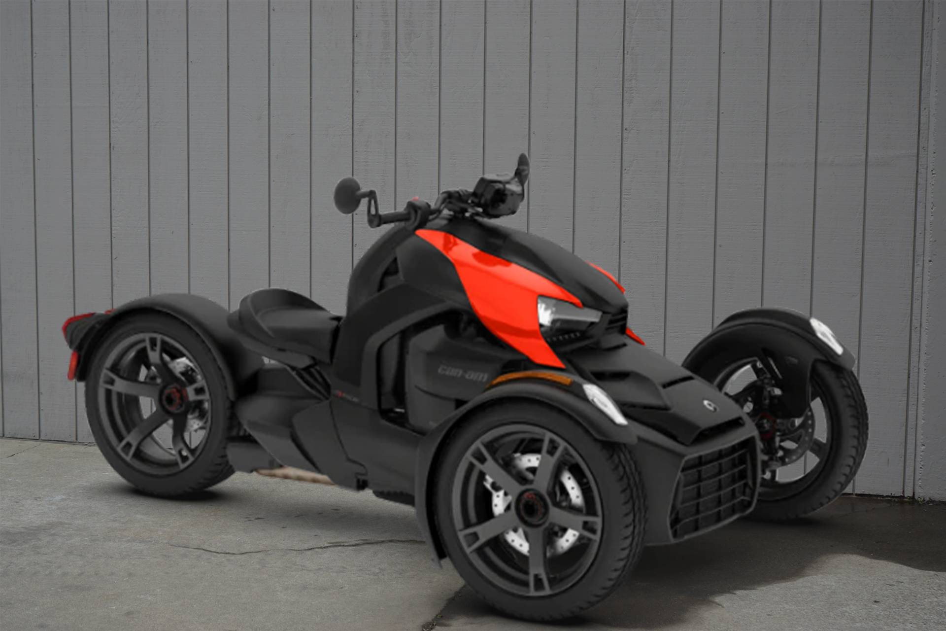 2019 Can-Am Ryker 600 ACE in Elk Grove, California - Photo 8
