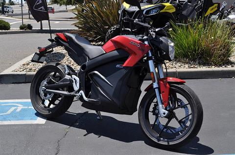 2016 Zero Motorcycles SR ZF13.0 in Elk Grove, California